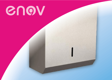 Enov Folded Paper Towels Dispensers