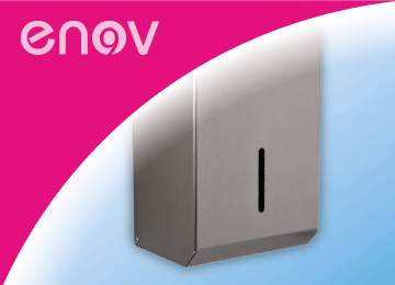 Enov Multiflat Tissue Dispensers