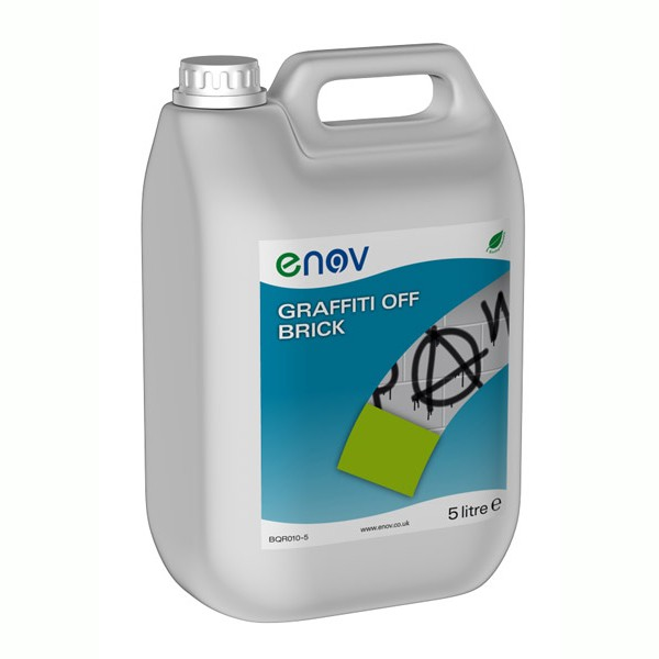 Enov Q010 Graffiti Off Brick 5 litre