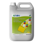 Enov K035 Concentrated Lemon Detergent 5 litre