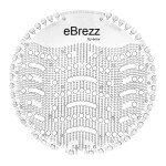 eBrezz A163 Urinal Deodoriser Screen Honeysuckle