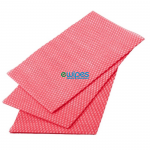 Enov Viscose Wipes Red