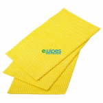 Enov Viscose Wipes Yellow