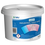 eWipe Y115 Industrial Hand Cleaning Wet Wipes Bucket