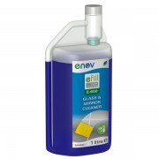 Enov eFill E-600 Glass and Mirror Cleaner 1 litre