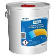 eWipe Y250 Surface Disinfectant Wet Wipes Bucket