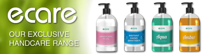 E-care handcare liquid soaps